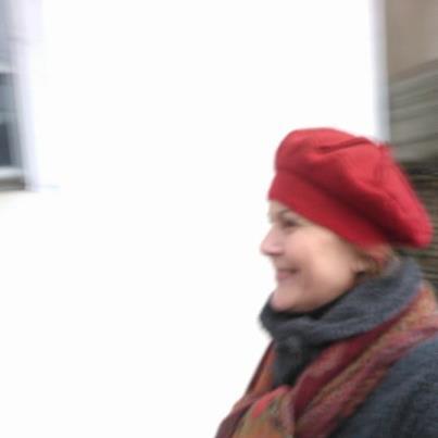 """Françoise Branget à la """"manif pour tous"""" du 2 février 2013 à Besançon"""
