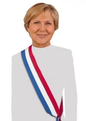 écharpe d'ancien député