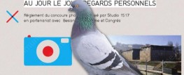 Photographes bisontins : voici un concours pour vous (pigeonner)