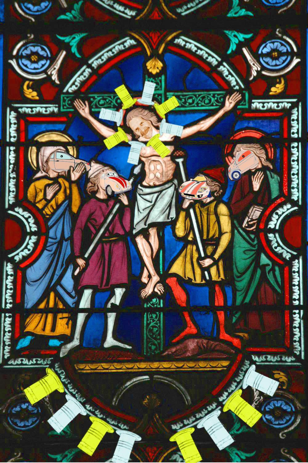 vitrail-crucifiction-Jean-Claude